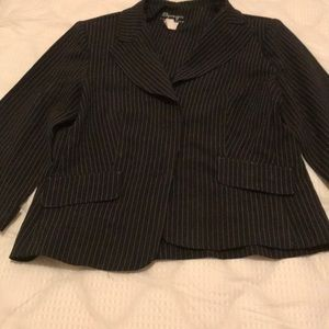 Jackets & Coats - Pinstripe suit Jacket